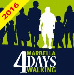 Wandel Vierdaagse Marbella 2016