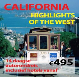 15 daagse autorondreis Highlights of the West