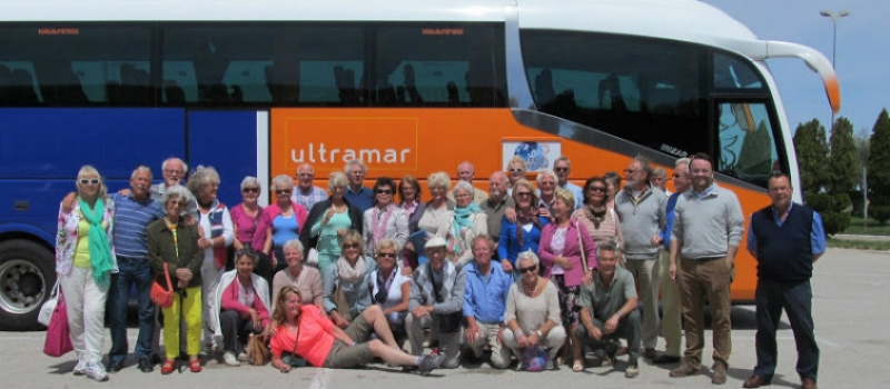 Groepsfoto Extremadura Reis1