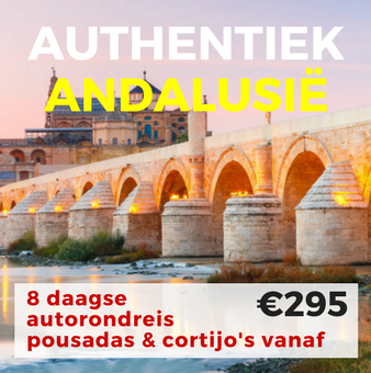 8 daagse autorondreis Authentiek Andalusie