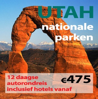 12 daagse autorondreis Utah & Nationale Parken